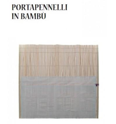 Portapennelli in Bambù Ferrario