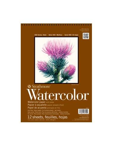 Blocco Watercolor Serie 400 Strathmore