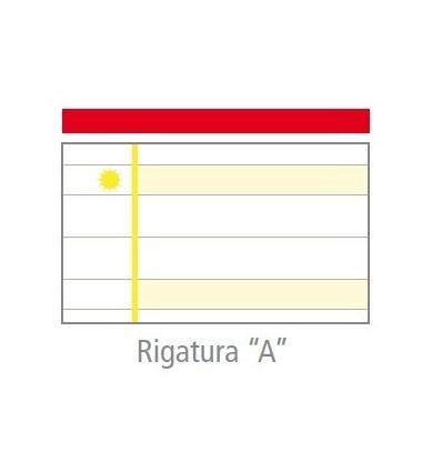 """Quaderno MaxiDidattico Rigatura """"A"""" Tecnoteam"""