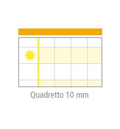 """Quaderno MaxiDidattico """"Quadretto 10 mm"""" Tecnoteam"""
