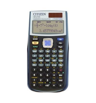 Calcolatrice Scientifica SR270X Citizen