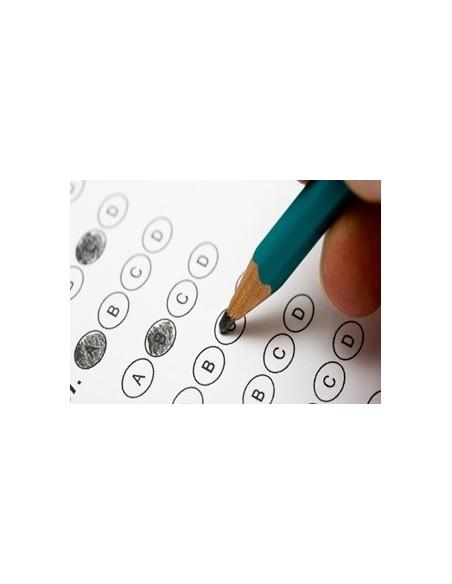 Test per corsi dell'area Comunicazione